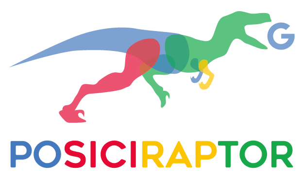 logo posiciraptor agencia de marketing digital